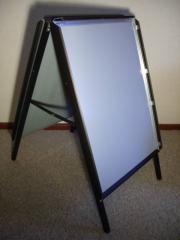 Werbeaufsteller 110 x 65 cm