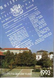Westrichkalender Kusel 1993