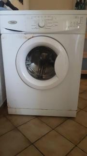 whirlpool waschmaschine haushalt m bel gebraucht und neu kaufen. Black Bedroom Furniture Sets. Home Design Ideas