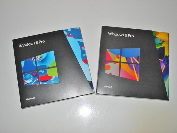 """WINDOWS 8 PRO - *KOSTENLOSES UPGRADE auf Win 10 von MS verlängert! ! - München Obergiesing - *WINDOWS 8 PRO UPGRADE (1 x 32 + 1 x 64 bit DVD) incl. Key! Damit ist auch eine NEUINSTALLATION von Win 8/8.1/10 möglich!! **Und: Kein dubioses """"Beipack - Windows"""" oder ein illegaler, nicht freischaltbarer Key! Es handelt sich um e - München Obergiesing"""