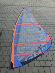 Windsurfsegel 5,8