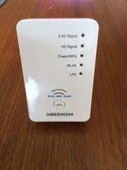 WLAN-Verstärker, Medion