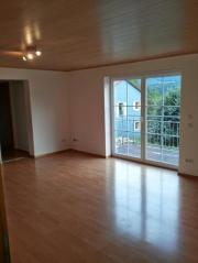 Wohnung in Südhanglage