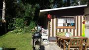 Wohnwagen (Dauercamping) Vorzelt (