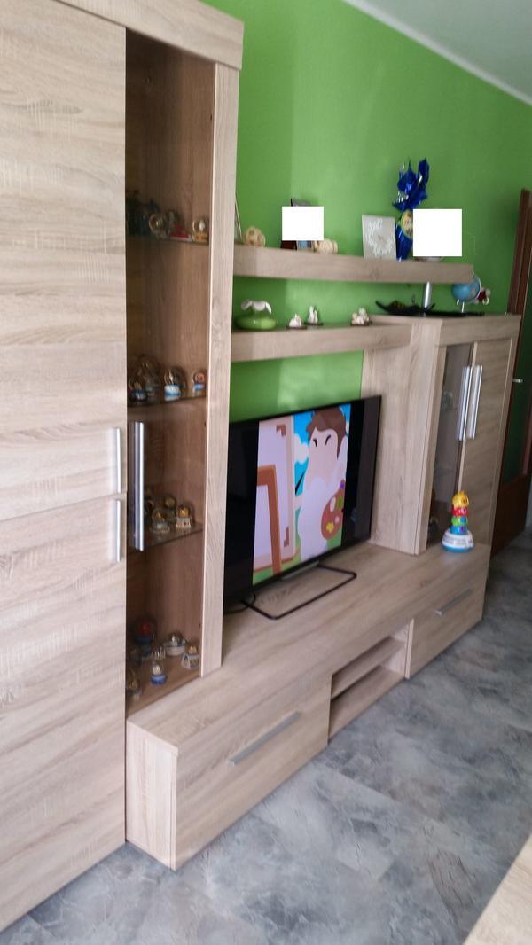 High Quality Wohnwand BOOM   Sonoma » Wohnzimmerschränke, Anbauwände