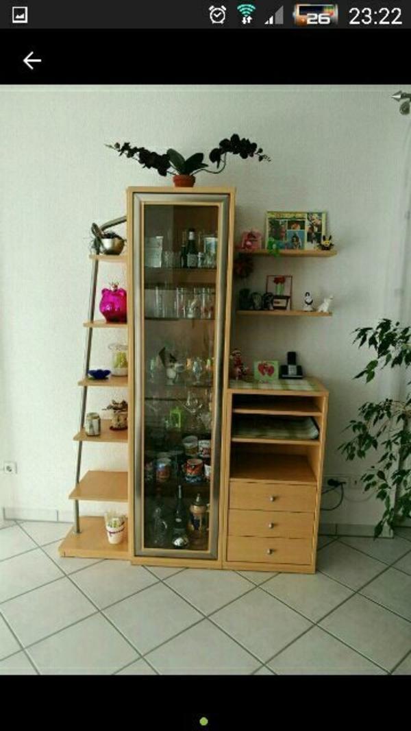 hell vitrine neu und gebraucht kaufen bei. Black Bedroom Furniture Sets. Home Design Ideas