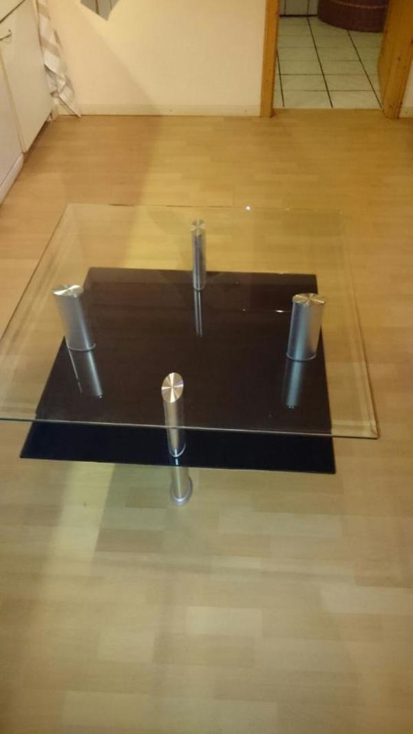 wohnzimmer / couch- glastisch mit sicherheitsglas günstig, Wohnzimmer ideen