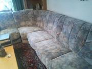 Wohnzimmercouch + Sessel