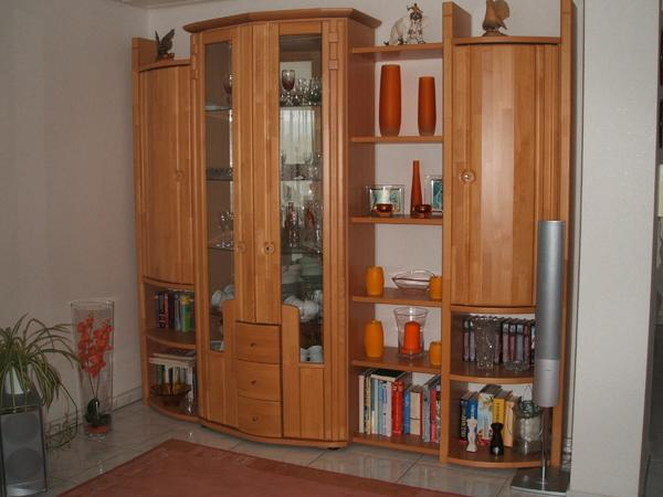Wohnzimmerschrank Buche Kaufen Gebraucht Dhd24