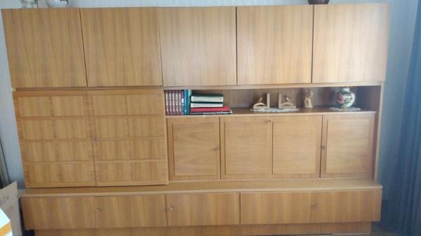 Wohnzimmerschrank Ende 60er Anfang 70er Jahre Dhd24 Prsentiert Foto Nr 1