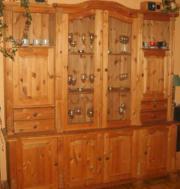 wohnzimmerschrank kiefer massiv haushalt m bel gebraucht und neu kaufen. Black Bedroom Furniture Sets. Home Design Ideas