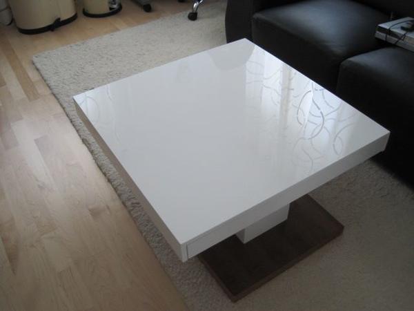 wunderschöner tisch / wohnzimmer / designertisch (neupreis: 750, Wohnzimmer dekoo