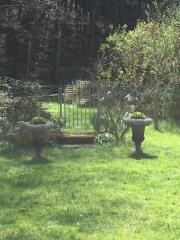 Wunderschönes GartenDOMIZIL von