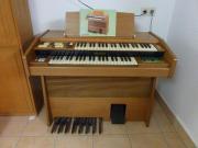 Wurlitzer Orgel Modell