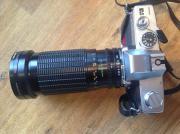 XXXMINOLTA Spiegelreflex- Kamera