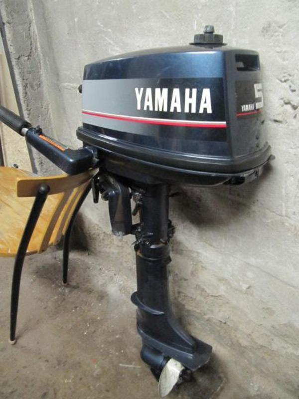 yamaha 5 ps aussenborder top in heidelberg bootsmotoren. Black Bedroom Furniture Sets. Home Design Ideas