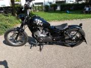 Yamaha Xv250 bobber