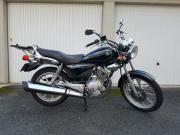 Yamaha YBR125 Custom -