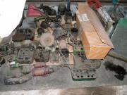 Zylinderköpfe, Luftfilter, Zusatz-